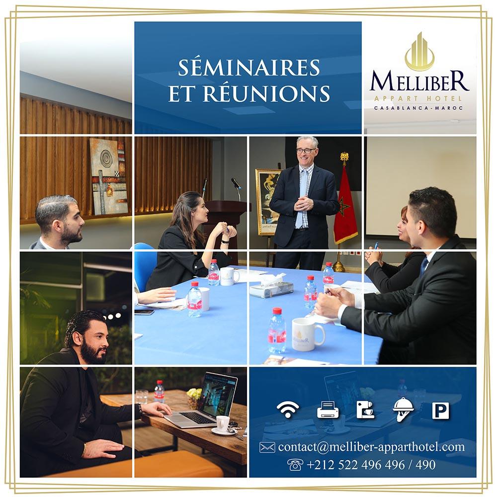 Séminaires & réunions