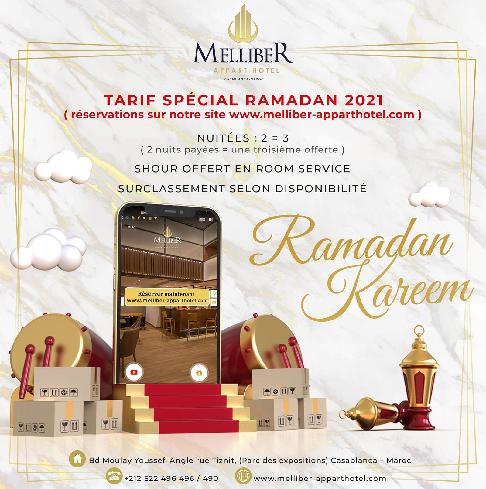Offre Ramadan