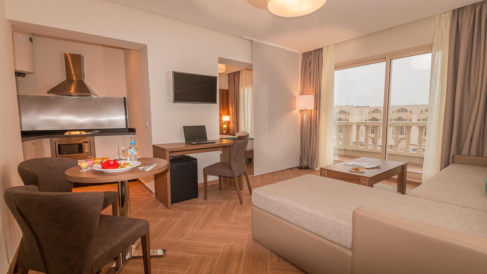 studio melliber appart hotel