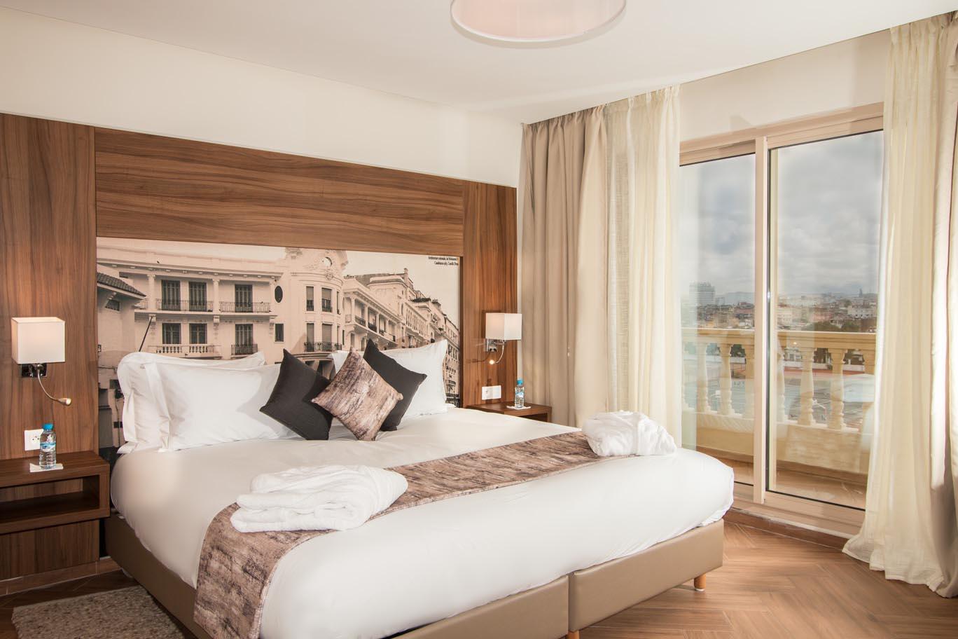 studio melliber appart hotel casablanca
