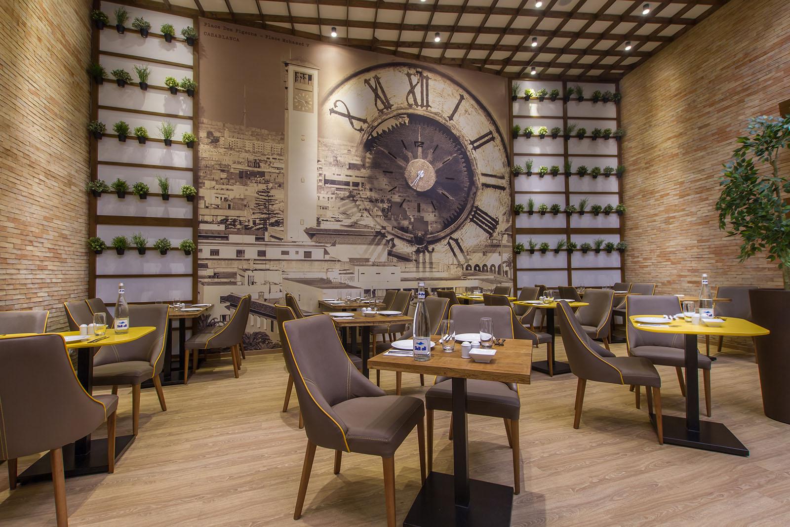 restaurant melliber casablanca